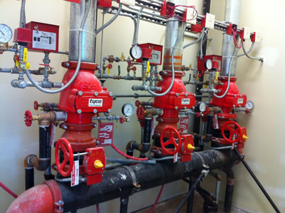 Sprinkler System Design Allen Engineering
